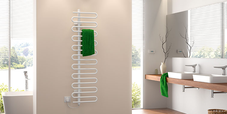 Radiatori da bagno: un design moderno per il riscaldamento del bagno